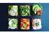 SIMPLE + HEALTHY Breakfast Tartines