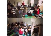 Our Introduction to Ayurveda Workshop in progress<br />Soul Sanctuary & Lisa Beard Nutrition designed workshop