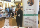 Exhibiting at a Pregnancy Event
