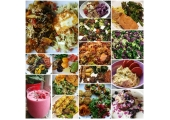 Food<br />Colourful Meals by Minna