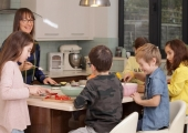 Kids cooking workshop