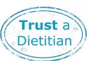 Trust a dietitian