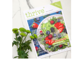 Thrive Magazine<br />Recipe Contributions