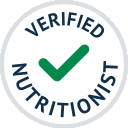 Verified nutritionist badge