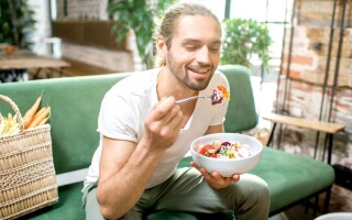 Can you eat yourself to wellness with autophagy?