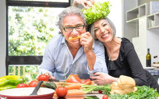 Improve your nutrition as you age
