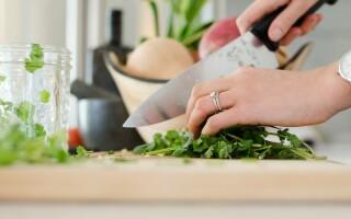 健康素食的六个简单步骤