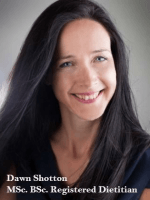 Dawn Shotton MSc. BSc. Registered Dietitian