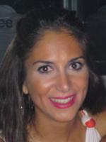 Anna-Maria Volanaki, MSc, BSc (Honours), SENr graduate