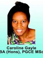 Caroline Gayle
