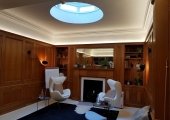 consultation room at harley street
