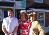 Foot Health Centre at the Coulsdon Yulefest