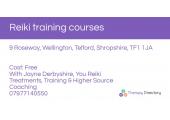 Jayne Derbyshire, You Reiki Treatments, Training & Higher Source Coaching image 1