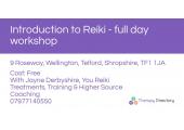 Jayne Derbyshire, You Reiki Treatments, Training & Higher Source Coaching image 2