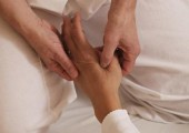 Acupoints in Shiatsu massage therapy