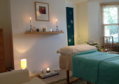 Receive your Reiki healing in a peaceful space