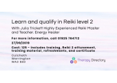 Julia Trickett  Highly Experienced  Reiki Master and Teacher. Energy Healer image 2