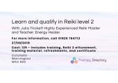 Julia Trickett  Highly Experienced  Reiki Master and Teacher. Energy Healer image 2