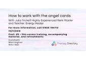 Julia Trickett  Highly Experienced  Reiki Master and Teacher. Energy Healer image 4