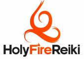 Holy Fire Reiki Logo