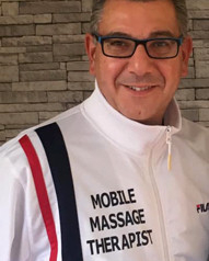 F. Theo Theodoris - Mobile Massage