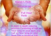 Full Hour Reiki
