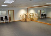 Our Exercise Studio
