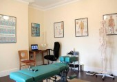 Portland Chiropractic Clinic - Treatment Rooms