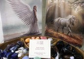 Lovely range of healing crystals available
