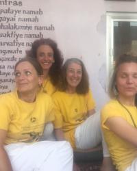 Marianne Hayes,BWY + Sivananda tradition (TTC and ATTC), Yoga Nidra, Meditation