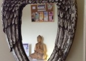 Angel mirror