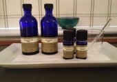 Neal's Yard Remedies Organic essential oils
