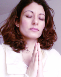 Amber at Sacred Space Healing - Angelic Reiki Master & Shamanic Practitioner