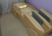 The Migun Thermal Massage Bed