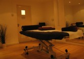 Juvinate Massage Clinic Therapy Room