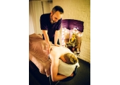 Back Massage - Finding and relieving the points of tension in the back