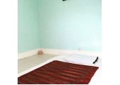 Your Shiatsu treatment room in Banbury<br />A little piece of calm, light and quiet for you, on a heated mat for your comfort
