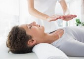 Reiki healing for peace and relaxation