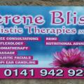 Serene Bliss Holistic Therapies