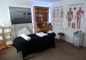 Private, Clean and Comfy Treatment Room