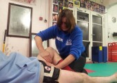 Massage for Martial Artists