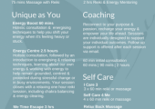 Treatment menu - belifehappy wellbeing