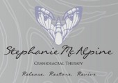 Stephanie McAlpine - Craniosacral Therapy