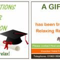 Gift Voucher Graduation