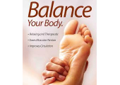 Balance your mind, body and soul