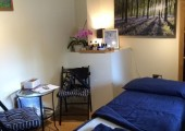 Home-based therapy room