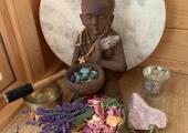 Reiki and drum healing