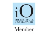 Member of the Institute of Osteopathy