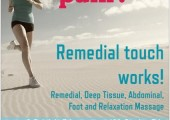 Are you in Pain? Remedial Touch works! - Poster