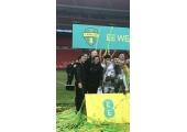 F2 Football club winning the Wembley cup